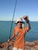 WA - Broome, ons vissertje