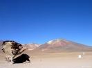 San Pedro to Uyuni - Arbol de piedra