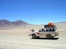 San Pedro to Uyuni - Desierto de Salvador Dali