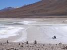 San Pedro to Uyuni - Over de vlakte's!