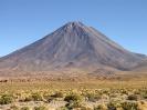 San Pedro to Uyuni - Volcan licancabur
