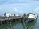 De veerboot naar Thailand