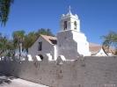 San Pedro de Atacama - wit kerkje