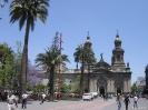 Santiago - Op het plaza