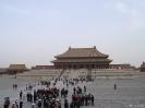 Beijing - plein in<br />de verboden stad