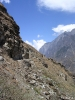 Tiger Leaping Gorge<br />- Smal pad