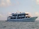 Galapagos - Ons bootje, de Montserrat