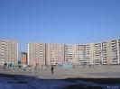 Mongolië - Onze kamer in de Sovjetflats in de buitenwijken