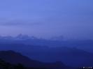 Langtang trekking - Langtang zonsondergang