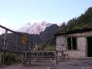 Langtang trekking - Lodge onderweg