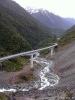 Arthur's Pass - De weg in de regen