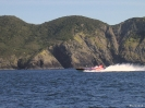 Bay of islands - Powerboatje