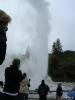 Rotorua - Geisertje spuit!