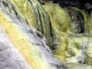 Rotorua - kleuren in de thermale bronnen