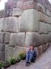 Cusco - Oude Inca bouw