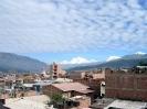 Huaras - Vanaf het<br />dakterras
