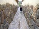 Ollantaytambo - mooi oud straatje