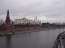 Rusland - Het Kremlin aan de moskwa