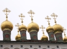 Rusland - Minaretten in het Kremlin
