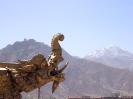 Lhasa - Ornament op<br />de Jokhang
