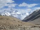 Lhasa naar Kathmandu<br />- Eerste zicht op<br />Everest!