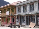 Zhongdian naar Lhasa - Biljarten doe je op straat in Rawok