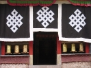 Zhongdian naar Lhasa - Entree bij de Lamaling tempel