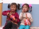 Zhongdian naar Lhasa - Kindertjes