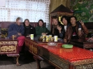 Zhongdian naar Lhasa - 's avonds in Namse Zampa