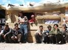 Zhongdian naar Lhasa - Wachten tot de weg weer open gaat ...