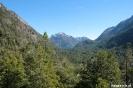 El Bolson - trekking<br />naar refugio Hielo<br />Azul