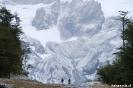 Ushuaia - Glaciar Martial - op de skipiste