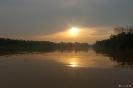 Kinabatangan -<br />zonsopkomst