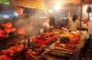 Sibu - Op de<br />nachtmarkt