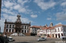 Ouro Preto - stadsplein