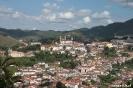 Ouro Preto - Uitzicht over de stad