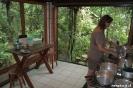 Trindade - keuken met uitzicht!