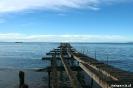 Punta Arenas - de oude pier