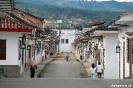 Popayan - straatje in de oude stad
