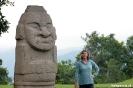 San Augustin -<br />Archeological park