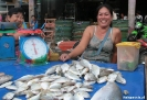 Bacolot - op de avondmarkt