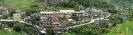 Uitzicht vanuit<br />hotel over Banaue