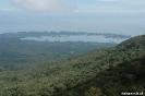 Uitzicht vanaf Mombacho vulkaan