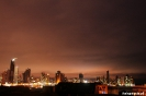 Panama City skyline by night