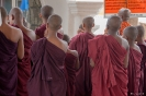 Anuradhapura - in gebed