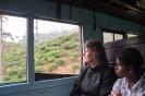 In de trein naar Ella