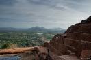 Sigirya - uitzicht<br />van de rots