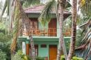 Tangalle - Cabana tussen de palmen