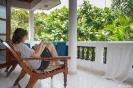 Unawatuna - lekkere veranda