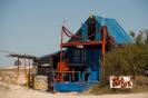 Cabo Polonio - kleurig huisje